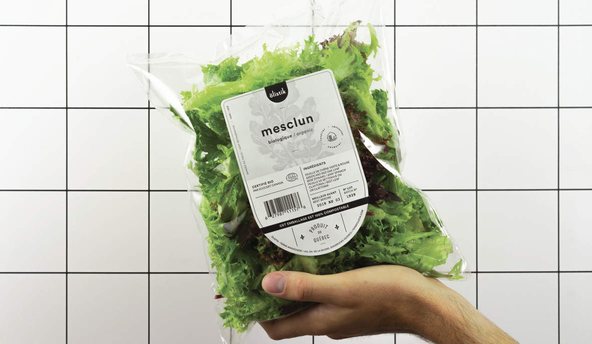 Ferme Ölistik — Packaging