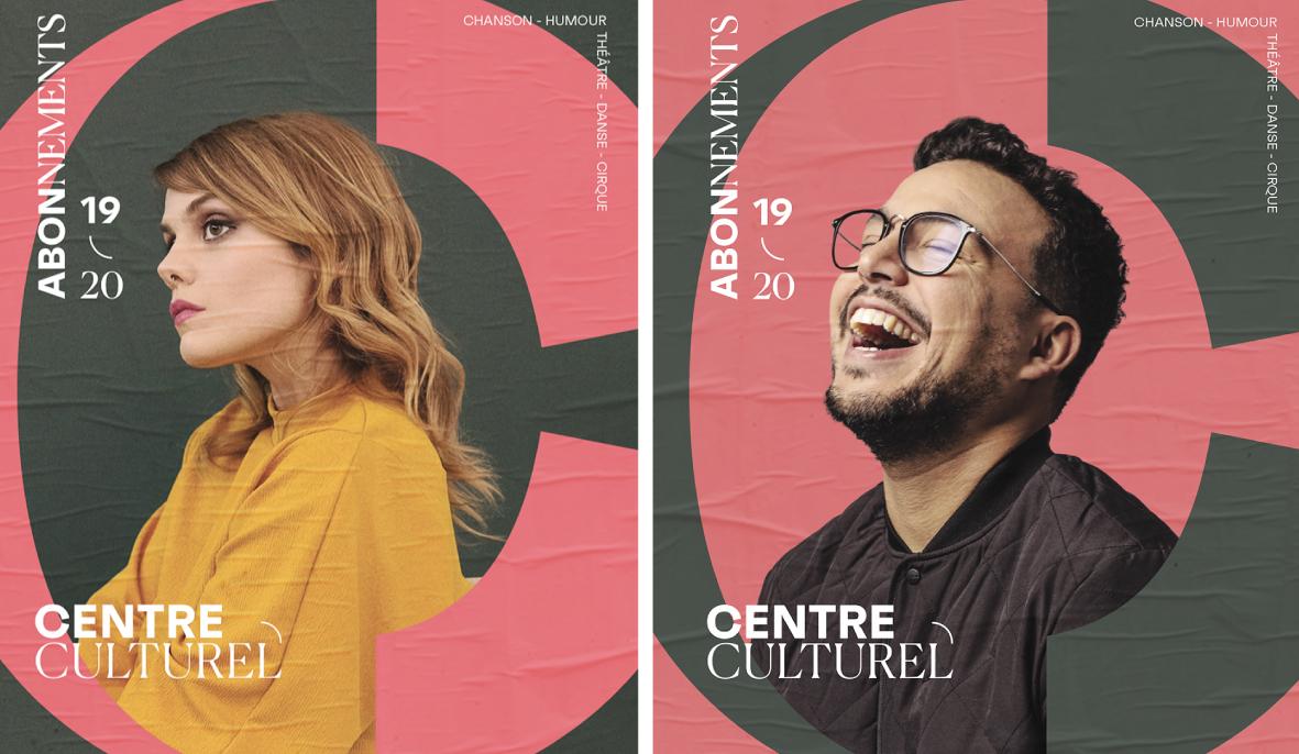 Centre Culturel — Branding